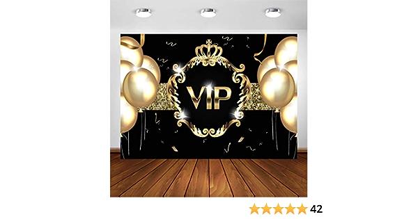 Comophoto Vip Party Hintergrund Für Geburtstag Kamera