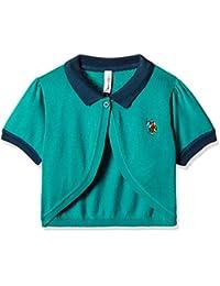US Polo Girls' Jacket