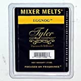 1 X Eggnog Scented Mixer Melt by Tyler Candle