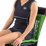 Ultrasport Akupressur und Relax Matte, grün, 78x46x2, 380100000081 -