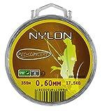 PECH'CONCEPT NYLON - CRISTAL TRANSPARENT - 60/100 - 350M