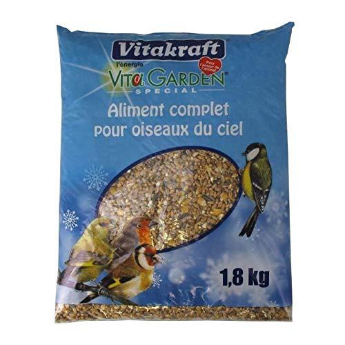 Aliment complet - Pour oiseaux du ciel - 1.8 kg