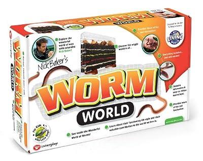My Living World Worm World by Interplay Uk