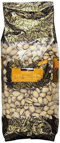 Kirkland In Shell Pistachios - Pistazien-cashew