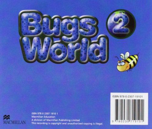 Ep 2 - Bugs World