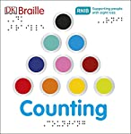 Learn to count to 10 with DK Braille Counting. Designed especially for visually-impaired pre-school children and their parents, this touch-and-feel book takes readers through a collection of tactile objects made in all sorts of exciting textures, ...