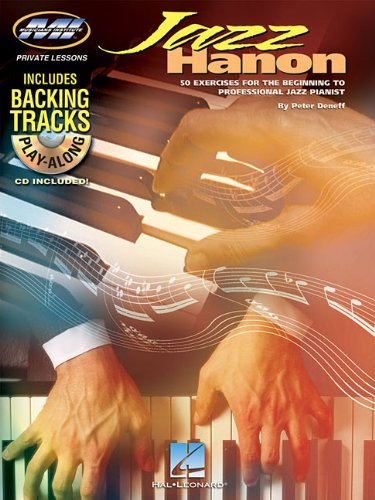 Jazz hanon piano+CD (Play-Along)
