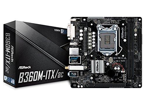 ASRock 90-MXB790-A0UAYZ - Placa Base Intel B360/GbE