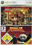 Lego Indiana Jones + Kung Fu Panda [Spanisch Import]