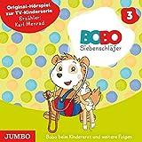 Bobo beim Kinderarzt und weitere Folgen. Das Original-Hörspiel zur TV-Serie: Bobo Siebenschläfer 3