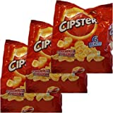 3x Mondelez 'Cipster Kartoffelchips' unwiderstehlich knusprig, 6x 22 g