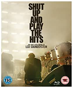 Shut Up And Play The Hits [Blu-ray]