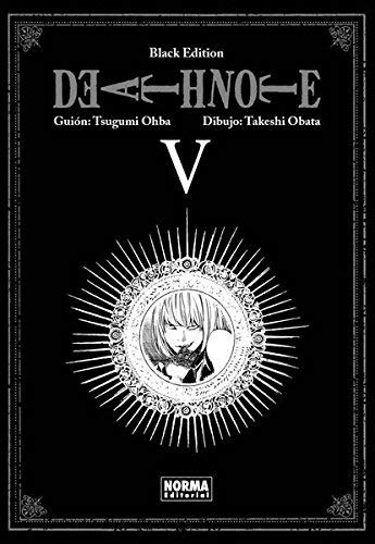 Death Note, Black edition 5 by Takeshi Obata;Tsugumi Obha(2013-07-01)