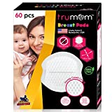 #5: Trumom (USA) Premium SUPER ABSORBENT Anti-Bacterial HoneyComb Disposable Maternity Nursing Breast Pads with Patented