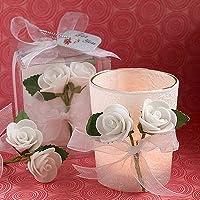 White Rose Candle Favors, 36 by FashionCraft preisvergleich bei billige-tabletten.eu