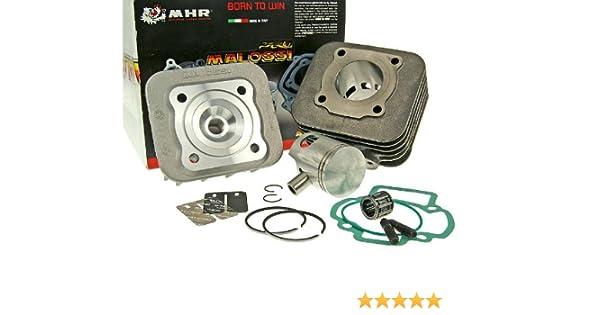 Zylinderkit Naraku 70ccm f/ür Piaggio NRG 50 Power DT AC 07-09 ZAPC453