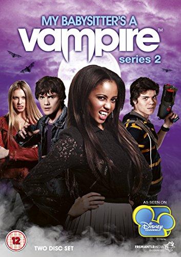 My Babysitter's a Vampire - Series 2 [2 DVDs] [UK (Frankenstein Monster High)