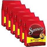 Senseo Regular / Classique, Nouveaux Design, Lot de 6, 6 x 36 Dosettes de Café