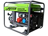 Varan Motors 92521Elektro Benzin Generator 7.0kVA 1x 400V 1x 230V 1x 12VDC