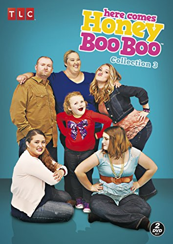 Here Comes Honey Boo Boo: Collection 3 [DVD] [UK Import]