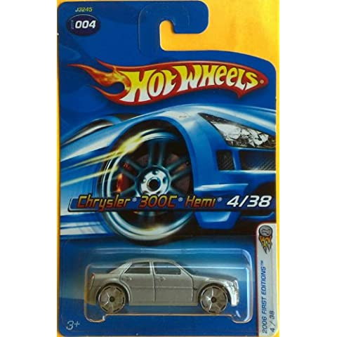 Hot Wheels 2006 First Editions 4/38 Chrysler 300C Hemi by Hot Wheels