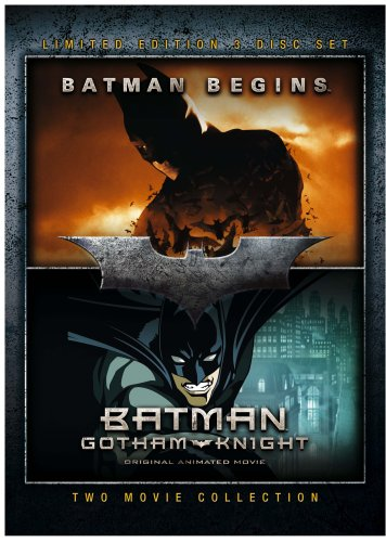 Batman Begins/Batman - Gotham Knight