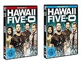 Hawaii Five-O - Die komplette erste Season (1.1 + 1.2) im Set - Deutsche Originalware [6 DVDs]