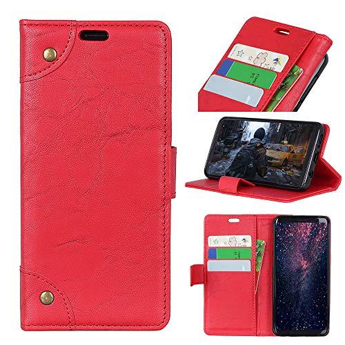 zukabmw Nokia 8.1 Nokia 7.1 Plus (Nokia X7) Brieftasche Hülle, Stylish schlank PU Leder Jungen Stand and Karte Holders Brieftasche Telefon Hülle Replacement Schutz Hülle zum Nokia 8.1 Nokia