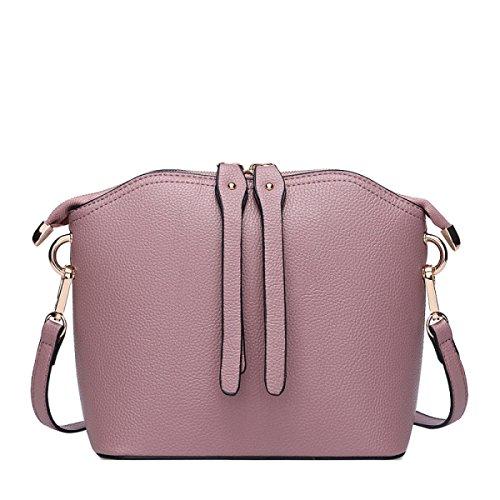 Borsa A Tracolla Messenger Bag Borsa A Tracolla Cowboy Pack Bag Shell Bag In Pelle Nero Handbags Temperamento Elegante Borsa Messenger Messenger E