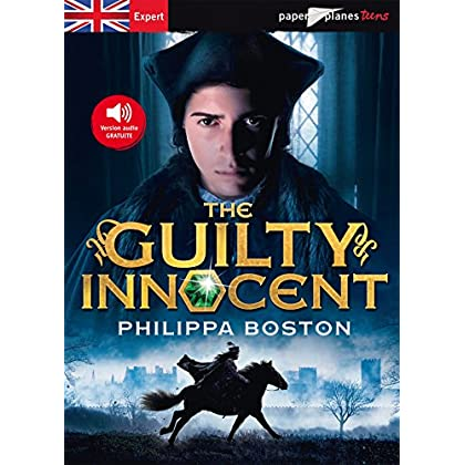 The Guilty Innocent - Livre + mp3