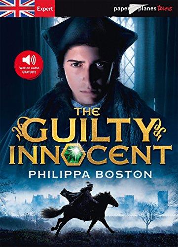 The Guilty Innocent - Livre + mp3 par Philippa Boston