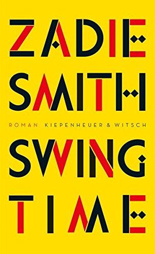 Buchseite und Rezensionen zu 'Swing Time' von Zadie Smith