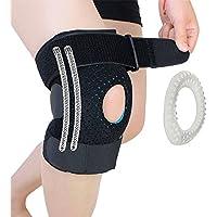 """Atmungsaktive Kniebandage Knieorthese mit Gelkissen und seitlichen Schienen zur besseren Stabilisierung des Kniegelenks""""Links"""" preisvergleich bei billige-tabletten.eu"""