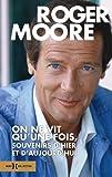 Telecharger Livres On ne vit qu une fois souvenirs d hier et d aujourd hui (PDF,EPUB,MOBI) gratuits en Francaise