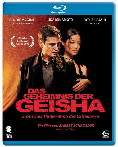 Bild von Das Geheimnis der Geisha [Blu-ray]