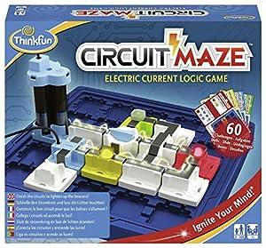 Think Fun- Circuit Maze Juego de Habilidad (Ravensburger 76341)