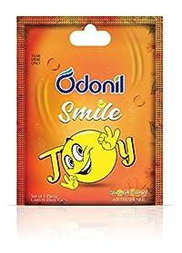 Odonil SmileBathroom and Car Freshener - 10 g (Joy)