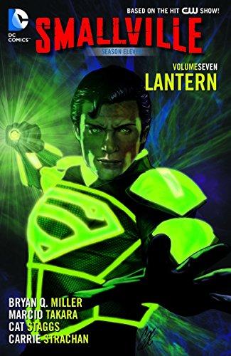 Smallville Season 11 Vol. 7: Lantern - Smallville 1 Vol
