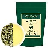 Arya Pearl Darjeeling First Flush, té blanco, 100% Pure, té blanco sin blanquear, hojas sueltas, fuente directa de Arya Tea Estate, Mellow, Rich & Limited Edition (25 tazas), 50g