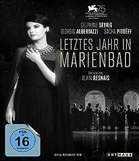 Letztes Jahr in Marienbad - Special Edition [Blu-ray]