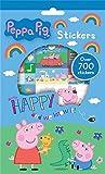 PEPPA PIG 700 STICKERS