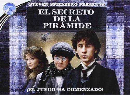 El Secreto De La Piramide - Edición  Horizontal [DVD]