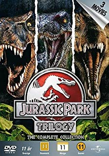 Jurassic Park Trilogy (Jurassic Park / The Lost World: Jurassic Park / Jurassic Park III) (B004YPRT3S) | Amazon price tracker / tracking, Amazon price history charts, Amazon price watches, Amazon price drop alerts