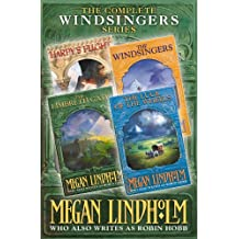 The Windsingers Series: The Complete 4-Book Collection (The Ki and Vandien Quartet)