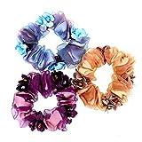 Best tante Jewelries - # 419Femme Accessoires Cheveux Chouchou réglable Motif perlé Review
