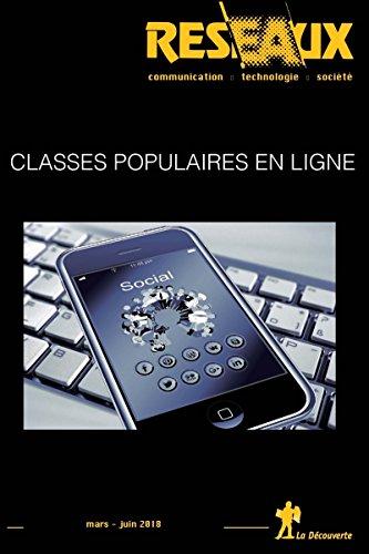 Classes populaires en ligne par REVUE RÉSEAUX