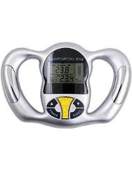 Funwill Portable Hand Held Indice de masse corporelle IMC Santé Fat Analyzer moniteur de santé