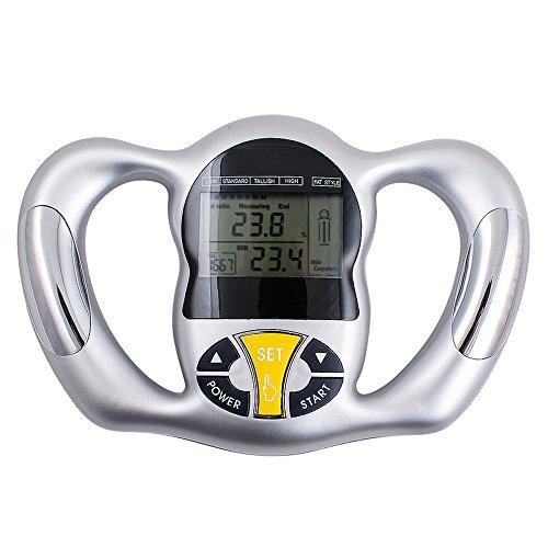 Body-mass-index Bmi-rechner (scenstar tragbar Hand Held Body Zusammensetzung Monitor Mass Index BMI Gesundheit Fett Analysator Gesundheit Monitor Tester)