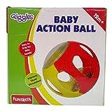 #9: Funskool Giggles Baby Action Ball Carton