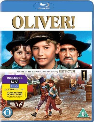 Preisvergleich Produktbild Oliver! [Blu-ray] [UK Import]